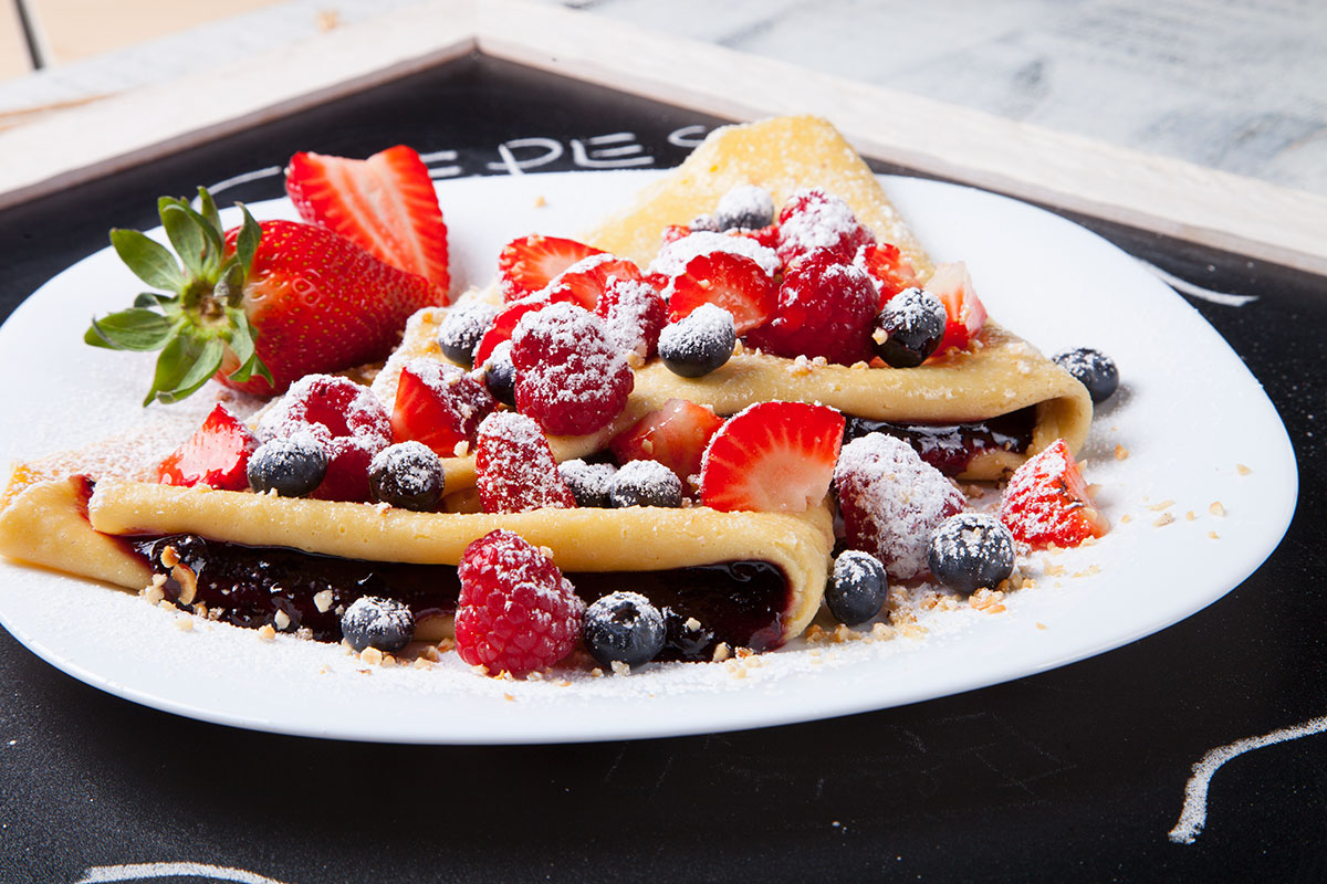 crepes dolce